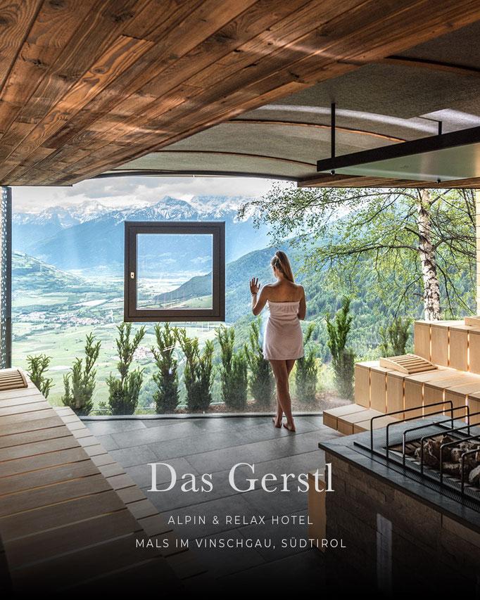 Das Gerstl Wellnesshotel, Vinschgau, Südtirol