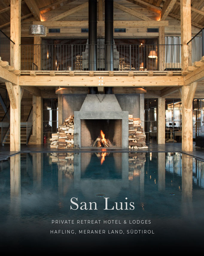San Luis Hotel Lodges, Baumhaus, Meran, Südtirol