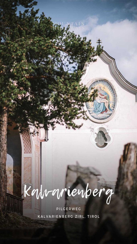 Rundwanderung Ehnbachklamm-Kalvarienberg, Zirl, nähe Innsbruck in Tirol, Ausflugsziel für Familien