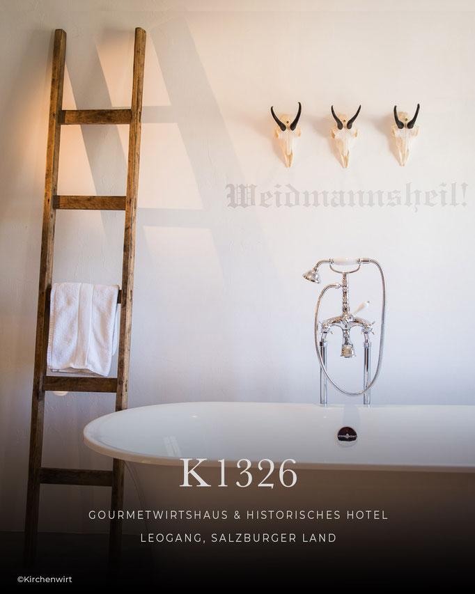 K1326 Kirchenwirt, Leogang, Gourmetwirtshaus, Boutiquehotel, Salzburger Land, Österreich, Bed & Breakfast, B&B