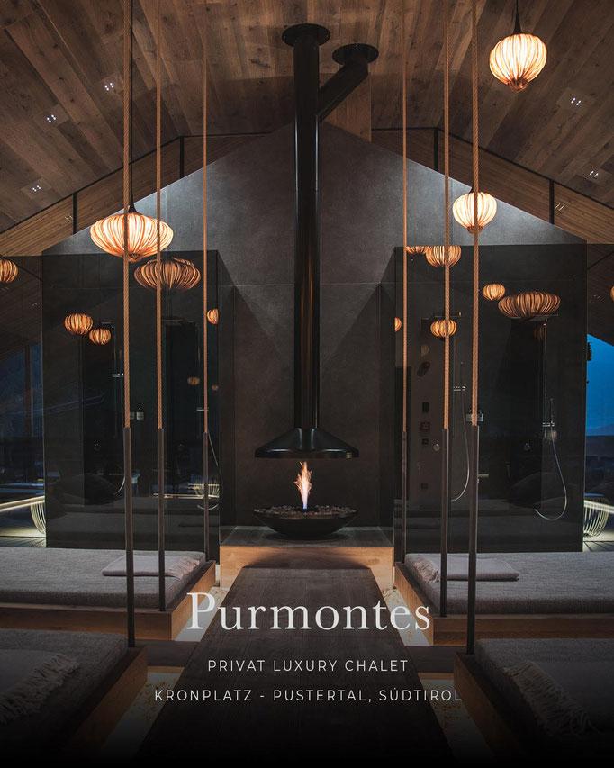 die schönsten Hotels in den Alpen: PURMONTES Luxury Chalet, Kronplatz - Südtirol/Italien