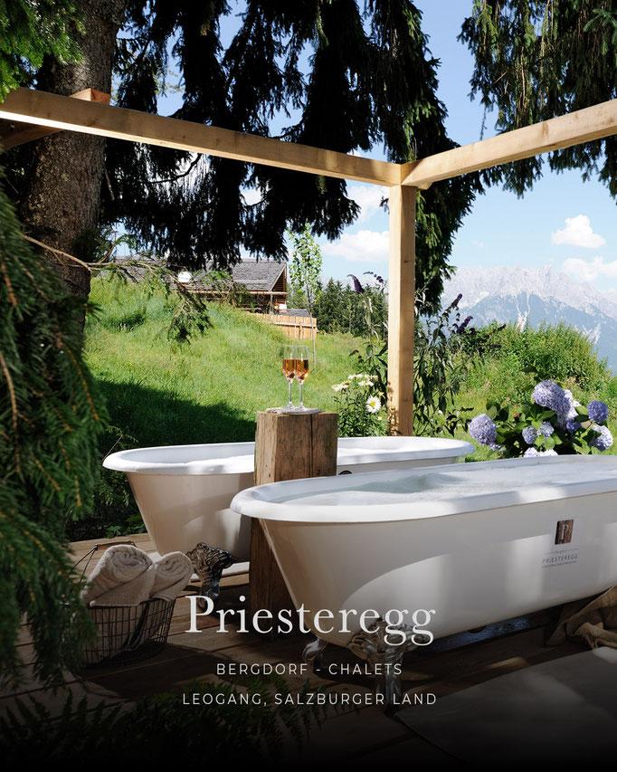 Priesteregg Chalets, Salzburger Land