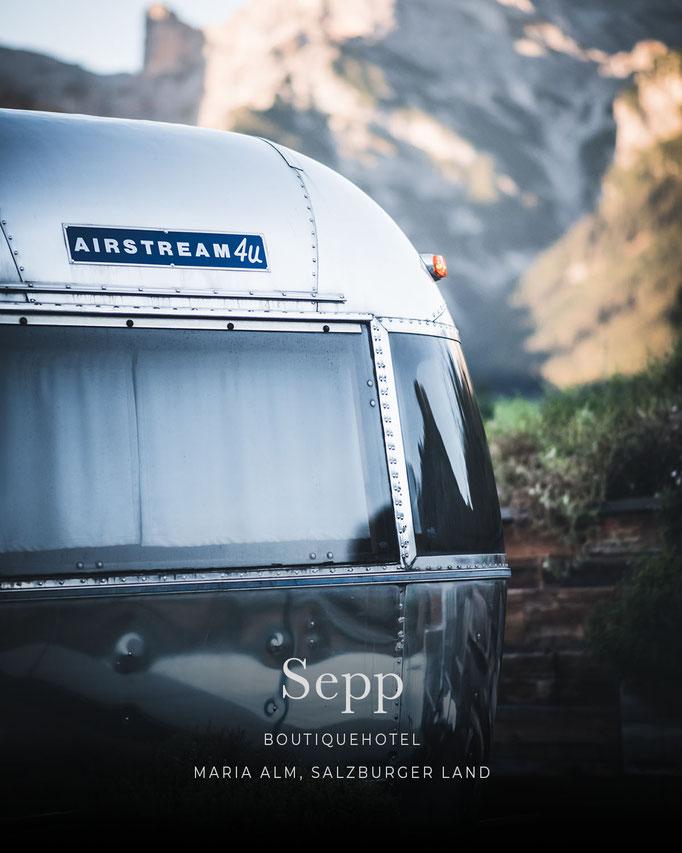 die schönsten Hotels in den Alpen: SEPP BOUTIQUEHOTEL, Maria Alm, Salzburgerland/Österreich