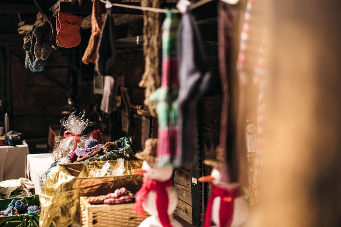 Adventsmarkt, Weihnachtsmarkt, Christkindlmarkt - Tiroler Bergadvent Wildschönau, Bergbaumuseum z'Bach