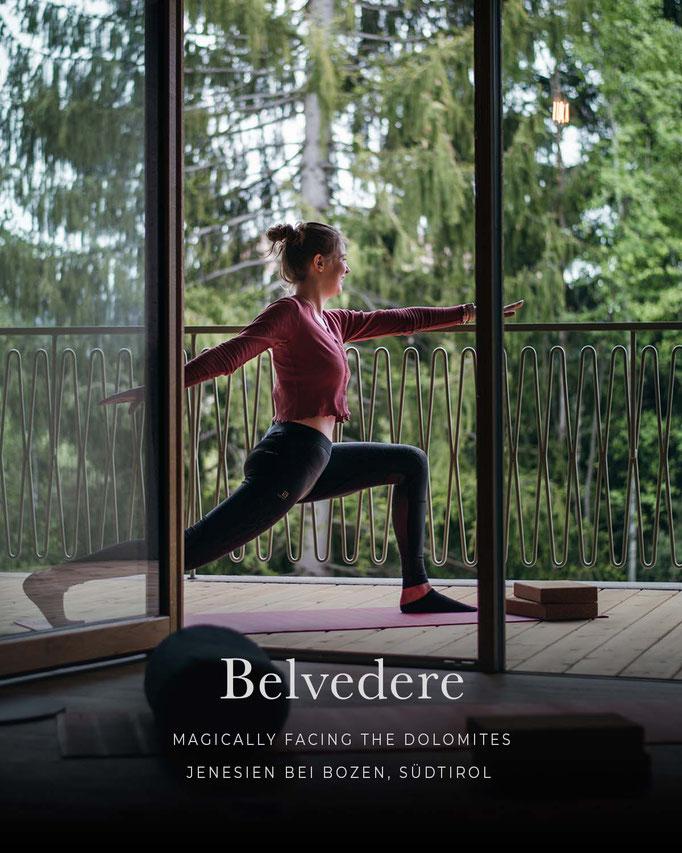 die schönsten Hotels in den Alpen: Hotel BELVEDERE, Jenesien - oberhalb von Bozen, Südtirol/Italien