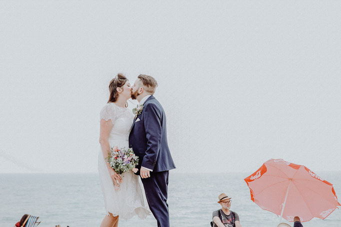 Haley & Sam - A Brighton Summer Wedding