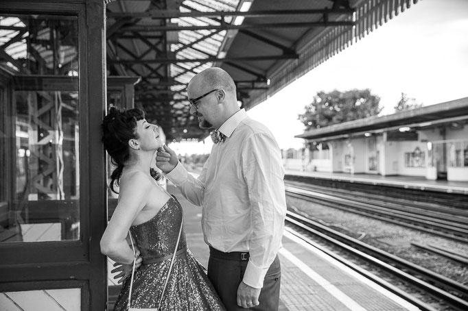 Kat & Nick - A London Wedding