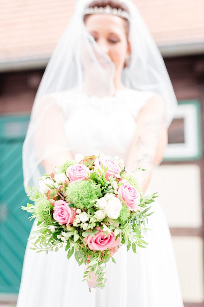 Hochzeit Burg Storkow, Details