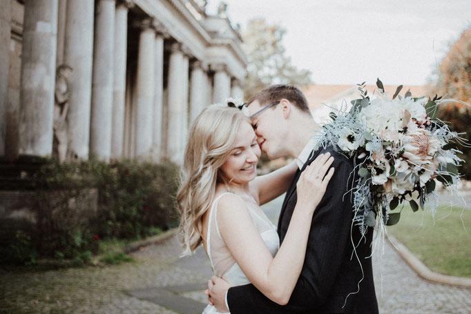 After Wedding Session Kleistpark Berlin