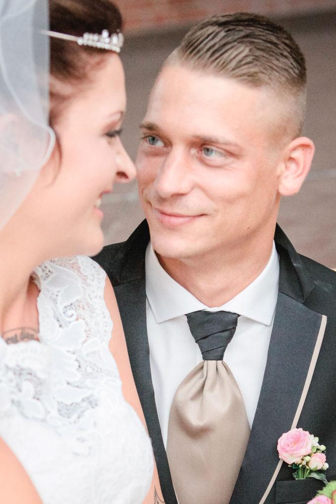 Hochzeit Burg Storkow, Paarbilder