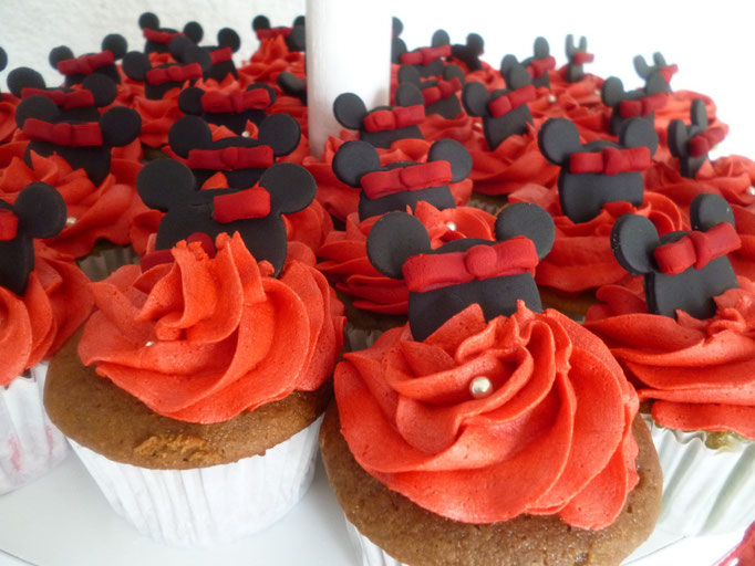 CUPCAKES MINIE MOUSE