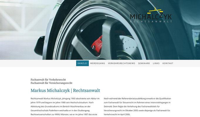 www.rechtsanwalt-michalczyk.de