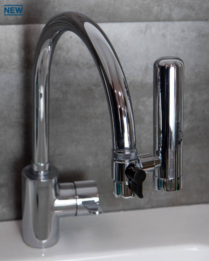 Purificateur d'eau sur robinet Aragon-SR Geyser