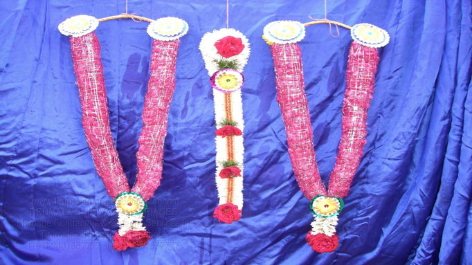tirumala marriage contractor - garlands 02