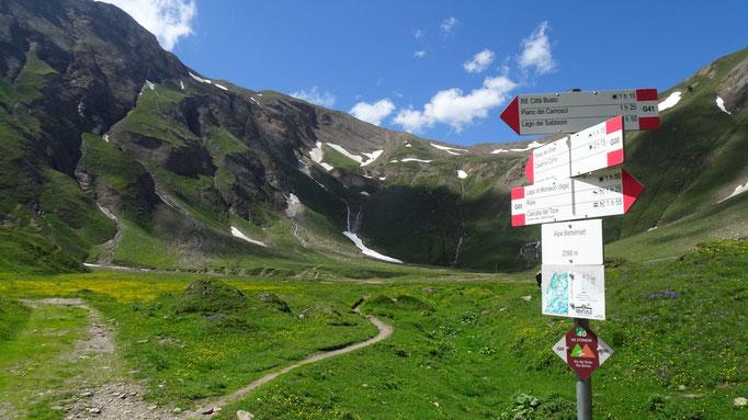 Alpe dei Camosci