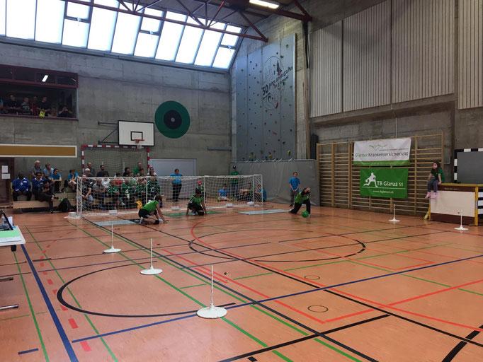 Damenfinale: Tirol gegen TB Glarus 11