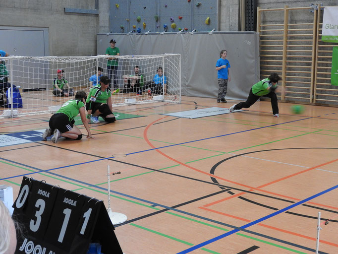 Damenfinale: TB Glarus 11 vs. BSS Tirol