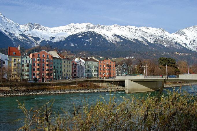Famous Innsbruck architecture