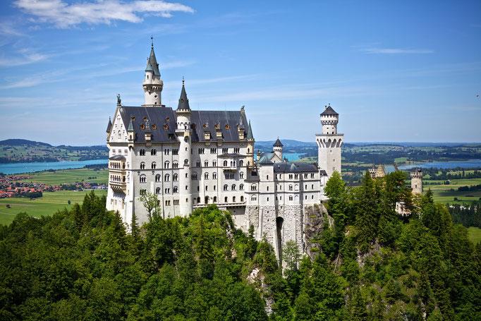 PURE.allgäu PURE.castle our beautiful Neuschwanstein castle
