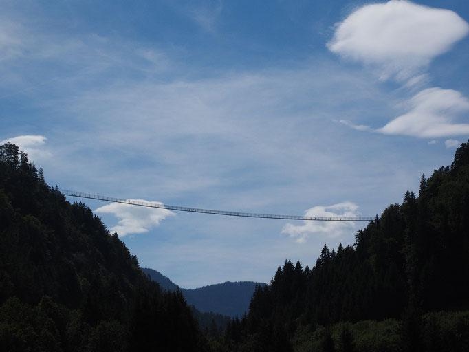 Highline 179 at Reutte in Tirol