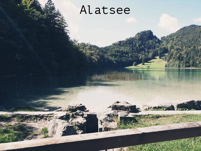 Alatsee in Füssen