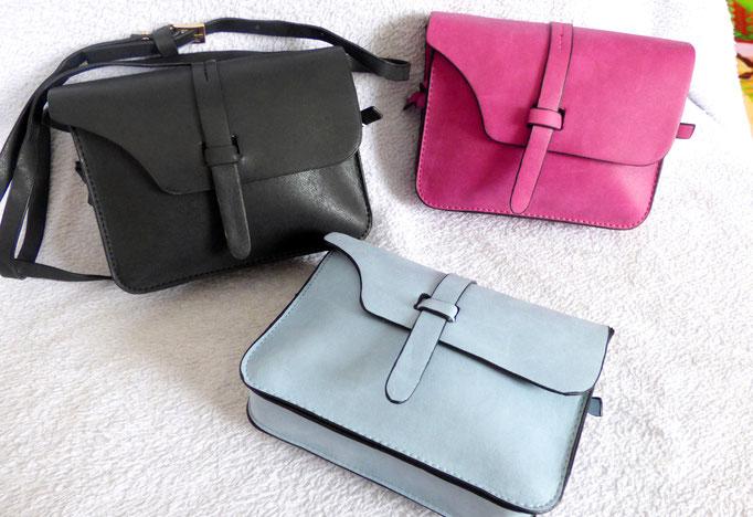 mini sac fashion 3 couleurs