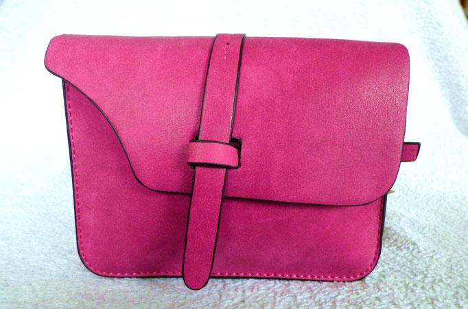 mini sac violet