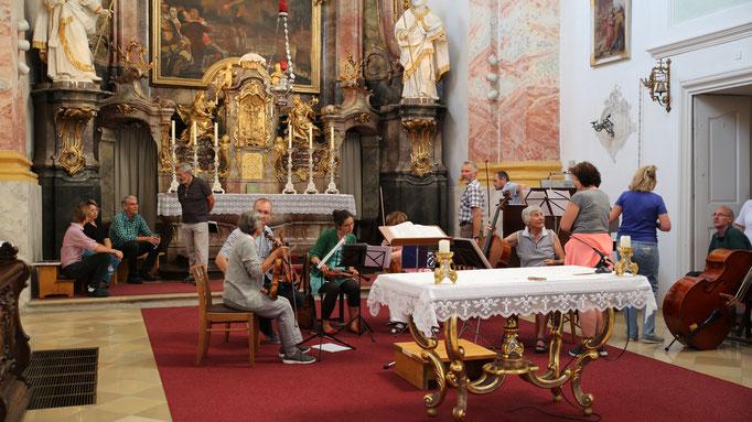 Chorkonzert des Kirchenchors St. Clemens Eschenlohe in Eschenlohe
