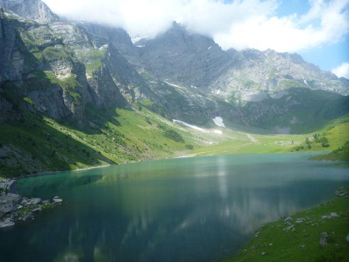 Oberblegi-See