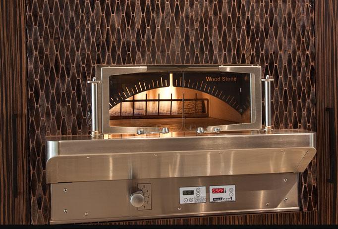 Woodstone Home Highend Backofen für Luxus Küche
