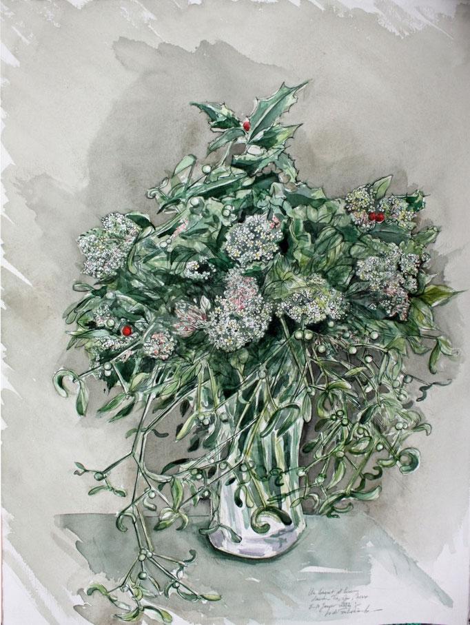 Un bouquet d'hiver