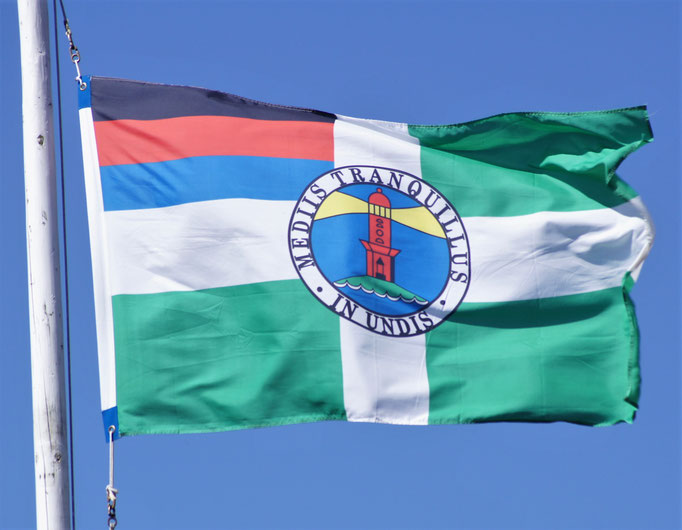 Borkumflagge