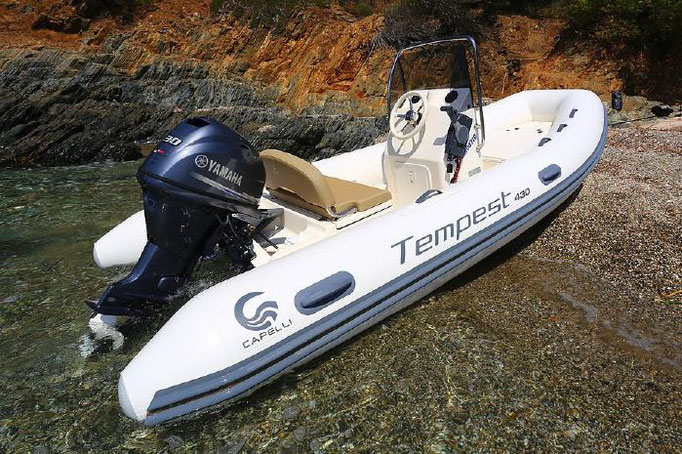 CAPELLI TEMPEST 430 - Rubberboot Holland Aalsmeer