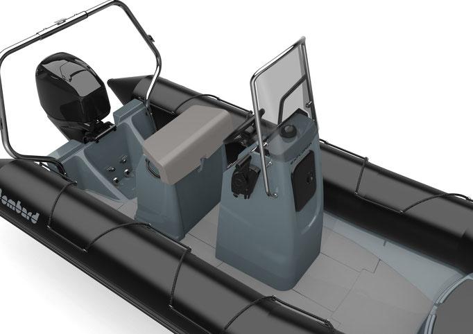 Bombard Explorer 500 RIB - Rubberboot Holland Aalsmeer