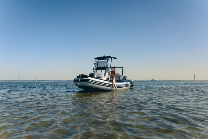 Zodiac OPEN 5.5 RIB - Rubberboot Holland Aalsmeer