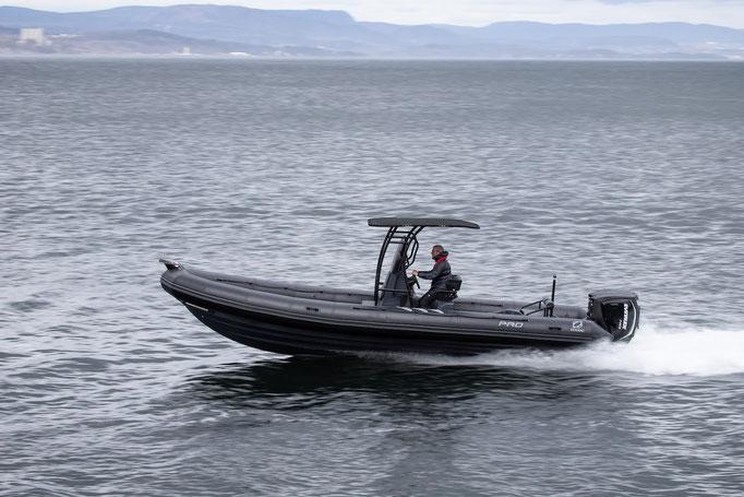 Zodiac PRO 850 RIB - Rubberboot Holland Aalsmeer