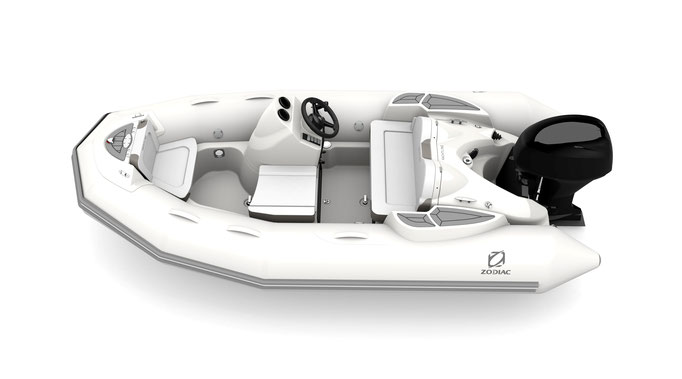Zodiac Yachtline Deluxe 360 for sale te koop Rubberboot Holland Aalsmeer