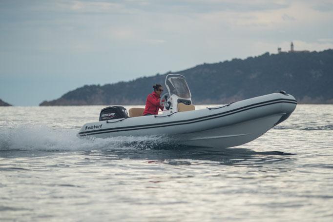 Bombard Sunrider 550 RIB - Rubberboot Holland Aalsmeer