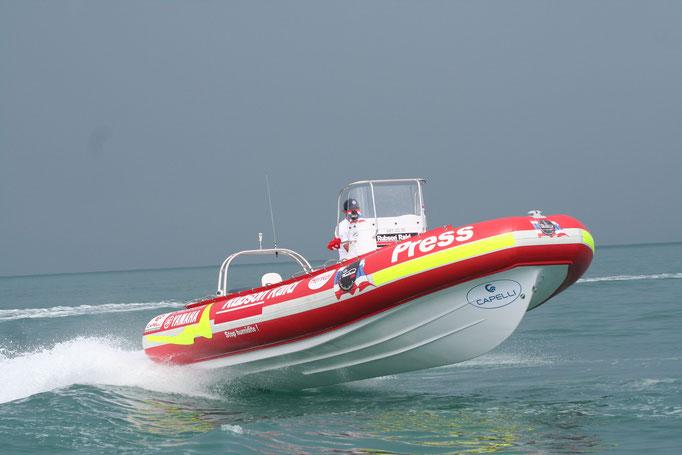 CAPELLI TEMPEST 900 WORK - CUSTOM - Rubberboot Holland Aalsmeer