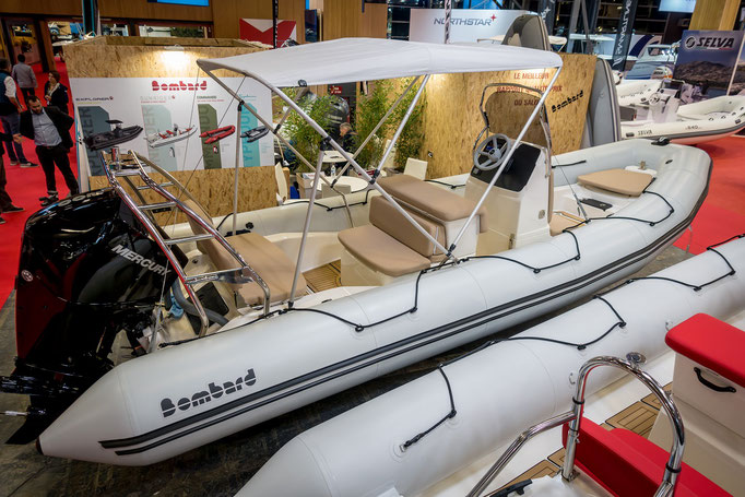 Bombard Sunrider 700 RIB - Rubberboot Holland Aalsmeer