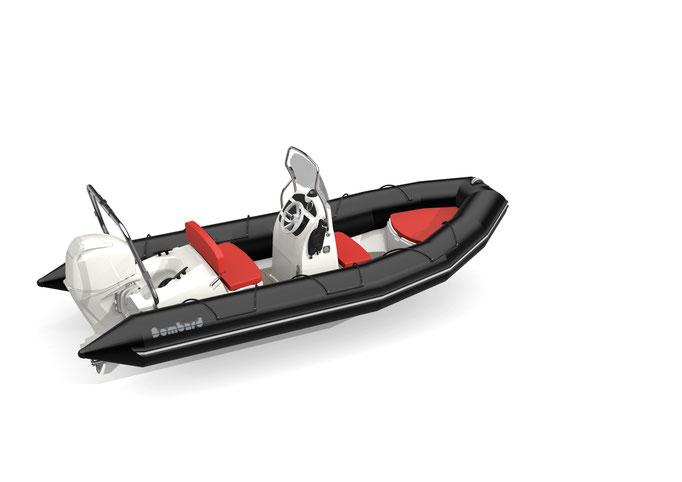 Bombard Sunrider 500 RIB - Rubberboot Holland Aalsmeer