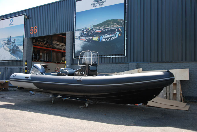 CAPELLI TEMPEST 750 WORK - CUSTOM - Rubberboot Holland Aalsmeer