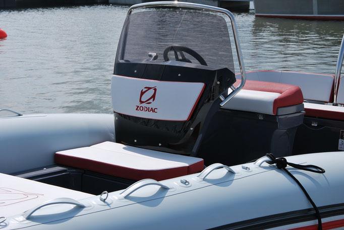 Zodiac NZO 680 RIB for sale te koop Rubberboot Holland Aalsmeer
