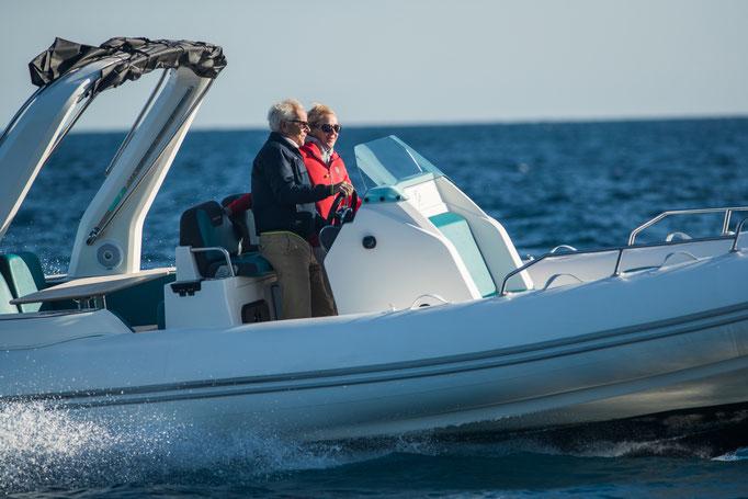 ZODIAC RIB MEDLINE 7.5 Rubberboot Holland Aalsmeer