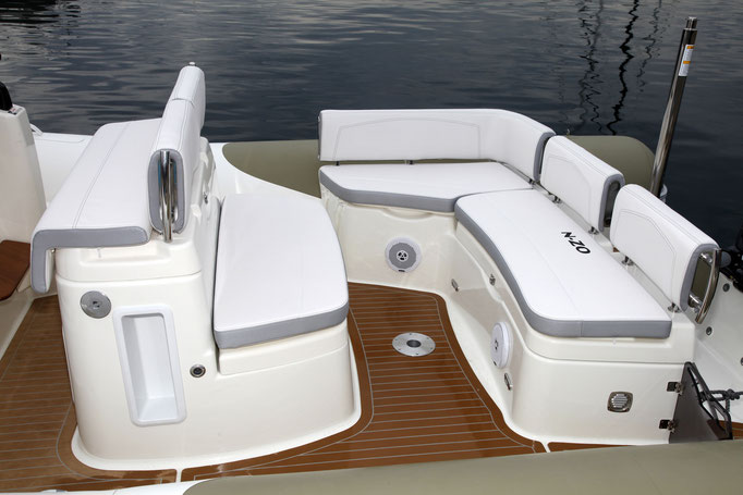 Zodiac NZO 700 Cabin for sale te koop Rubberboot Holland Aalsmeer