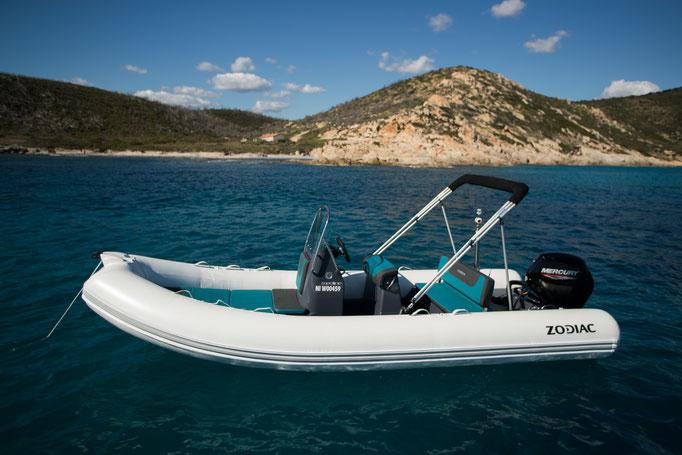 Zodiac RIB Medline 580 for sale -Rubberboot Holland Aalsmeer