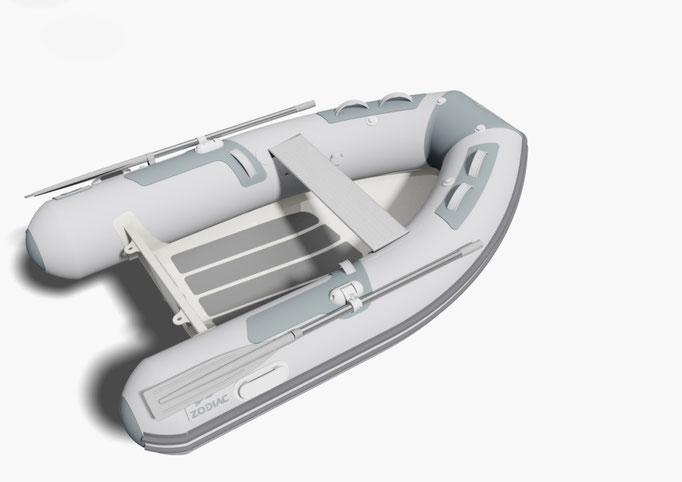 Zodiac Cadet 240 Aluminium RIB - Rubberboot Holland Aalsmeer