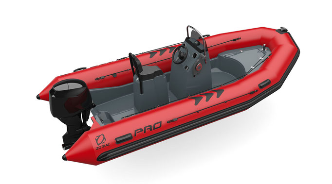 Zodiac PRO 500 RIB - Rubberboot Holland Aalsmeer