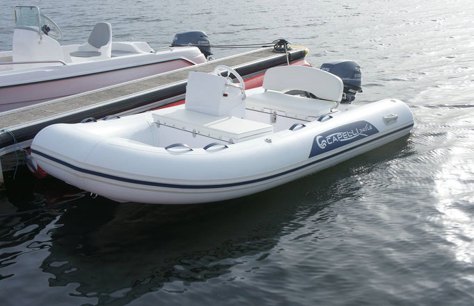 CAPELLI TEMPEST 340 LE YACHTTENDER - Rubberboot Holland Aalsmeer