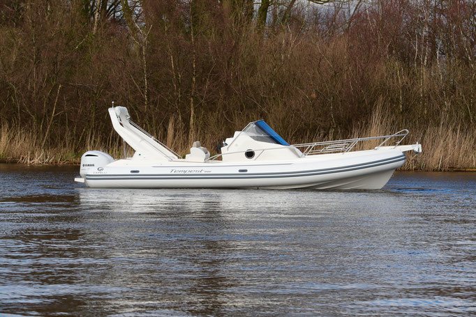 Capelli Tempest 1000 WA RIB - Rubberboot Holland Aalsmeer